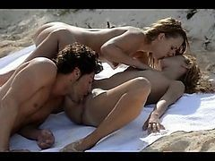 wife first threesome