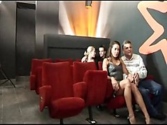 italian sex on porno cinema