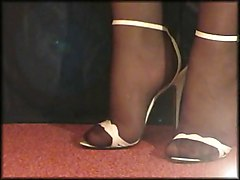 shemale high heels and girl