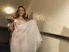 slutty bride