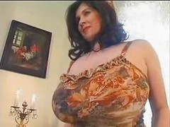 cute chubby romanian bitch teases her sweet wet