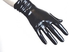 gubber gloves