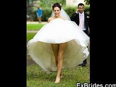 cheating bride caught