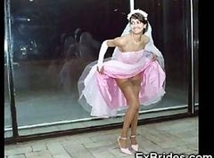 dad fuck bride