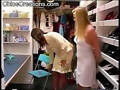 bride strippers cock