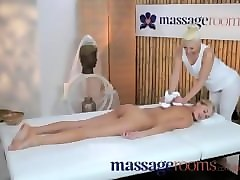 Blonde Massage Teen Oil Ass Cute Tight Big Tits