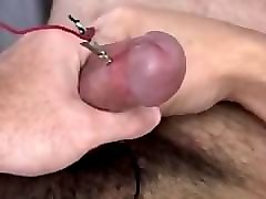 pussy electro wired orgasm experience