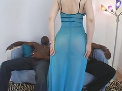 mom interracial son
