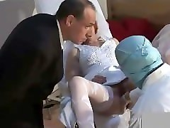 Bride Fisting Dress