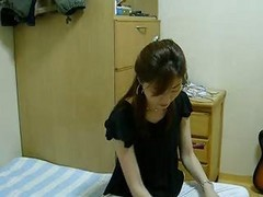 korean girl fuck