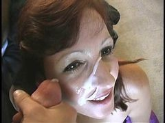 mmf threesome with dp and two facials