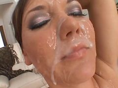 mya diamond cumshot