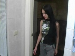 Bath Bathroom Teen Cute Russian