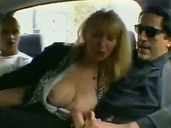watched while wanking in car