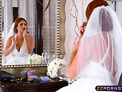 teenage bride