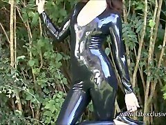 Fetish Rubber Babe Latex