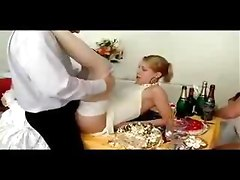 tranny bride fucks groom