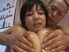 eva angelina oiled up