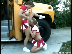 transsexual cheerleader