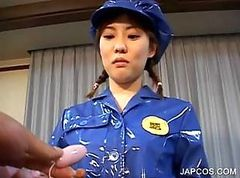 Asian Police Uniform