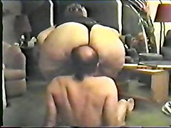 husband caught jerking off