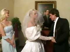 bride to be try lesbian