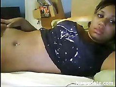 Black Wet Teen Cute